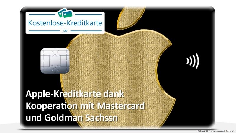 2019: Kostenlose Apple-Kreditkarte?