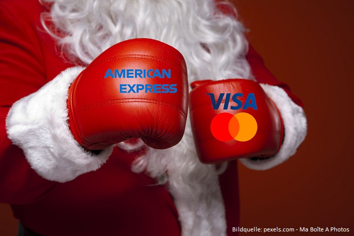Amex vs. Visa & Mastercard