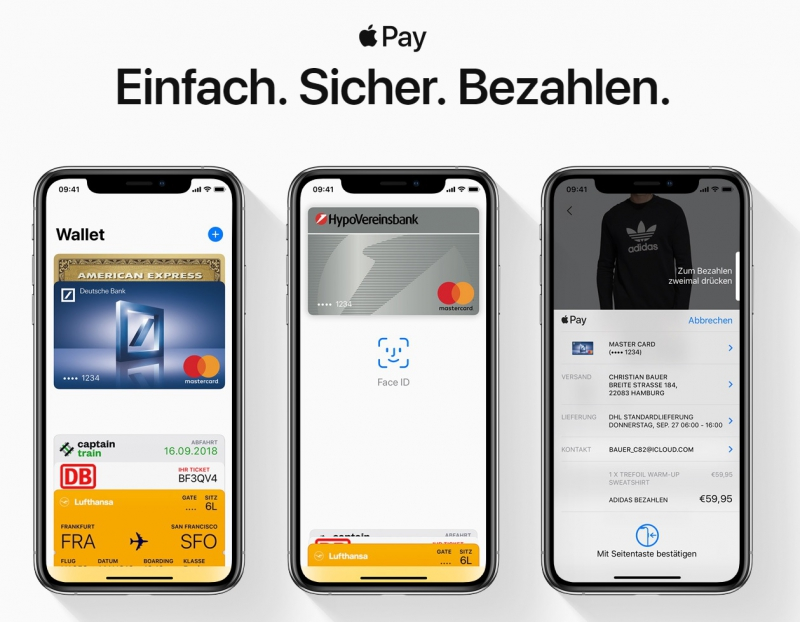 Apple Pay ist in Deutschland verfügbar!