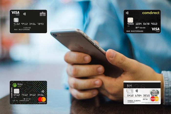 Kostenlose Kreditkarten für Apple Pay