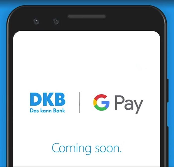 Deutsche Kreditbank Dkb Corporate Website: Frühjahr 2019: DKB Und Google Pay