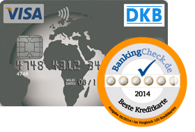 BankingCheck Award 2014: DKB gewinnt in drei Kategorien