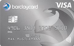 Barclaycard New Visa: 25 € Startguthaben