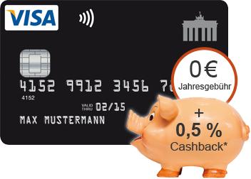 Bei Kaufland und Lidl mit der Deutschland Kreditkarte bezahlen