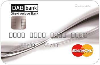 DAB MasterCard plus Girokonto und 90 Euro Startguthaben