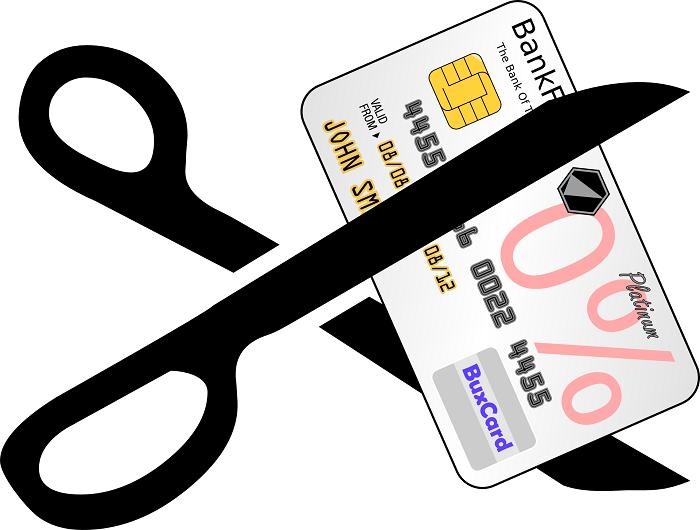 Umweltschutz: Das Kuriosum der Kreditkarten-Entsorgung