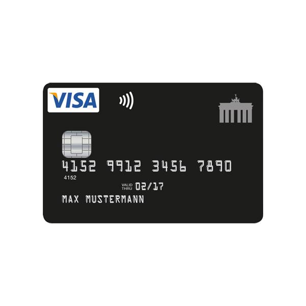 Der Name der Deutschland-Kreditkarte im Detail