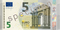 Der neue 5-Euro-Schein ist da – und er ist erst der Anfang