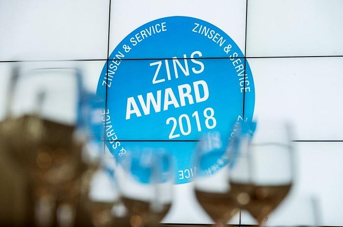 Deutschland-Kreditkarte Classic gewinnt Zins-Award 2018