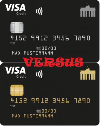 Kreditkarte Deutschland