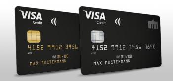 Deutschland-Kreditkarte erhält doppelte Auszeichnung