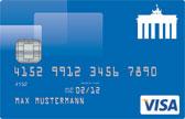 Deutschland-Kreditkarte und SEPA Umstellung