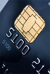Bezahlen mit Kreditkarte