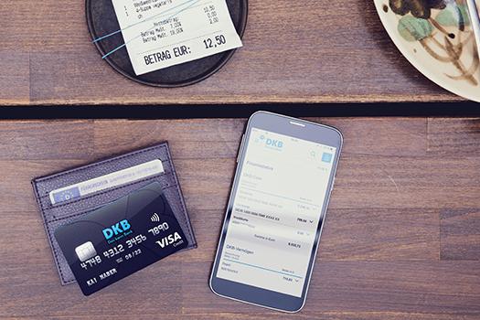DKB Kreditkarte mit Teilzahlung?