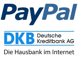 DKB und PayPal arbeiten zusammen