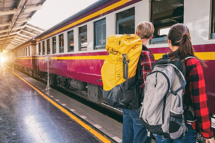 EU verlost wieder Interrail-Tickets