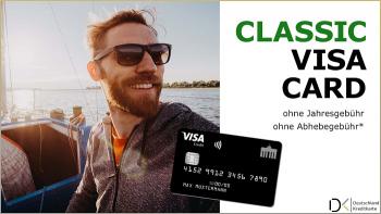 Finanztest empfiehlt Deutschland-Kreditkarte Classic