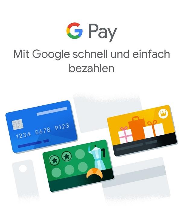 Funktioniert Google Pay ohne Kreditkarte?
