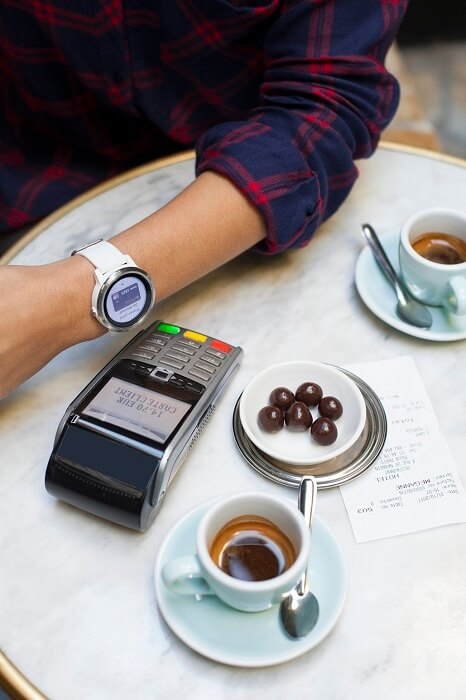 Garmin Pay: Zahlen per Smartwatch