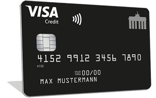 Gebühren sparen mit der Deutschland-Kreditkarte Classic