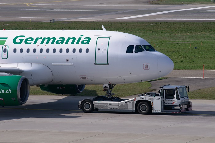 Geld zurück trotz Germania-Insolvenz