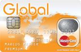 Global MasterCard - Lastschriften, neues Design, schneller Antrag