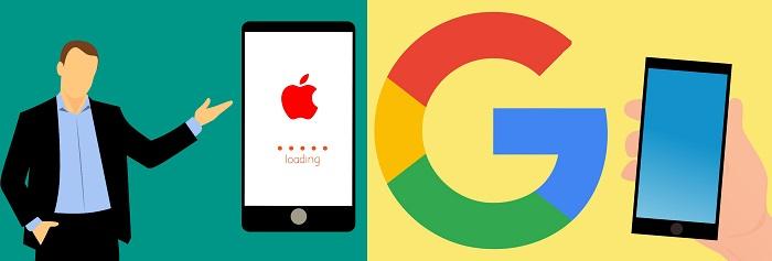 Apple Pay vs. Google Pay