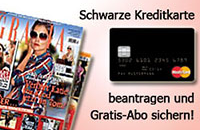 GRAZIA-Aktion wird verlängert: Kostenlose Kreditkarte plus gratis Zeitschriften-Abo