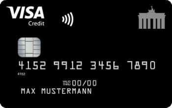 Deutschland-Kreditkarte Classic - Zinsaward 2018