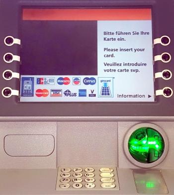 Herzlichen Glückwunsch - Der Geldautomat ist 50 Jahre alt