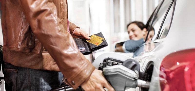 Kann eine Kreditkarte versagen?