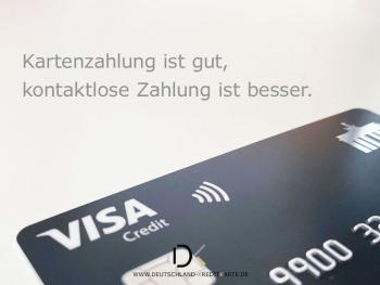 Kartenzahlungen sind so beliebt wie nie