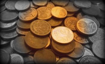 Kleinmünzen auf absteigendem Ast