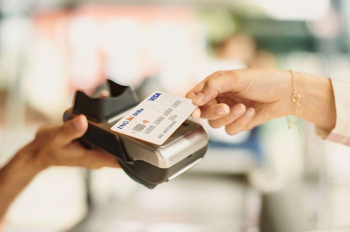 Kontaktloses Bezahlen boomt