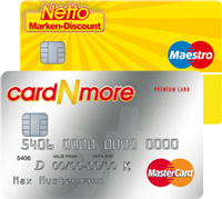 Kostenlose Kreditkarte von cardNmore jetzt mit 20 Euro Tankgutschein