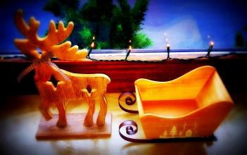 Kredit zur Weihnachtszeit