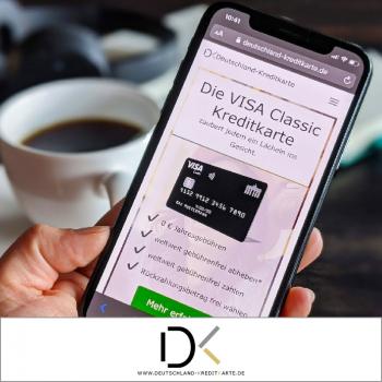 Kreditkartenantrag leicht gemacht