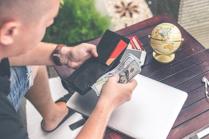 Kreditkarte: vorbereitet in die USA reisen