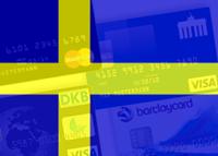 Kreditkarten regieren Schweden – kaum noch Bargeld im Umlauf