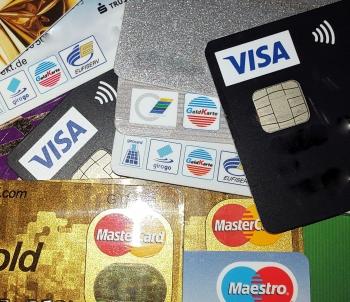 Kreditkartendschungel schnell gelichtet