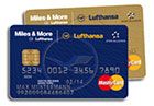 Lufthansa Miles & More Credit Cards