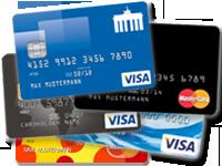 MasterCard und VISA steigern ihre Umsätze – Kreditkarten beliebt wie nie