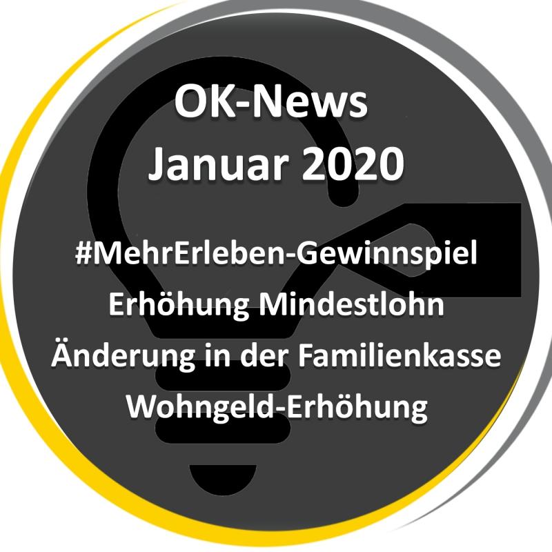 News Januar vom Onlinekonto.de