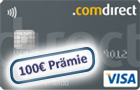 comdirect VISA Card