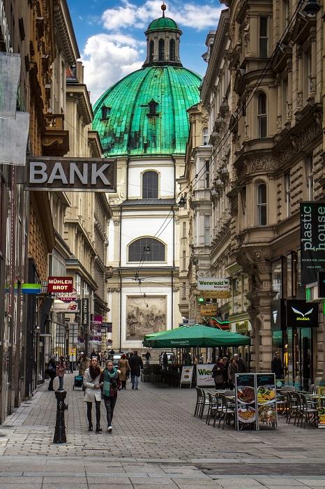 Österreich: Kreditkarten-Einsatz boomt