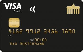 Optimale Vorbereitung für die goldene Urlaubszeit - unsere Deutschland-Kreditkarte in Gold