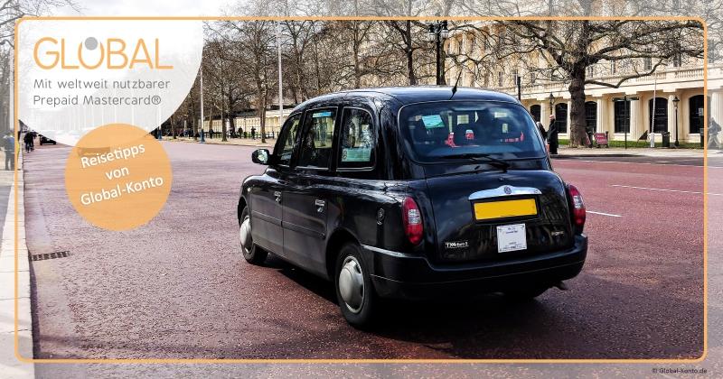 Reisetipps - Londoner Black Cabs
