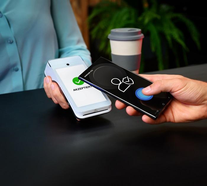 Samsung Pay in Deutschland gestartet