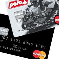 Schwarze Kreditkarte und Polo MasterCard mit neuer Guthabenverzinsung
