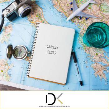 Sommerurlaub 2020 – Kreditkarte nicht vergessen